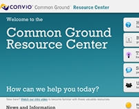 Resource Page Redesign
