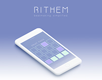 RITHEM: beatmaking. simplified.