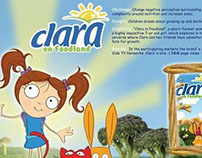 Clara In FoodLand - 2nd Season