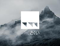 Visual Identity Branding Project - SAKUI