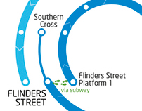 Metro Trains map: Frankston route changes