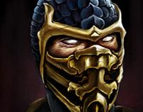 Scorpion's Face