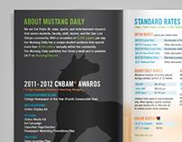 Mustang Daily Media Kit 2012-2013