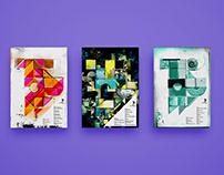 Trouw Amsterdam - Club Posters