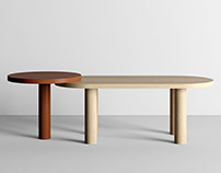 Elephant - Coffee table
