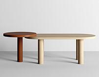 Elephant - Coffee table