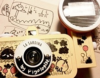 Doodle on La Sardina Camera - Lomography Gallery Store