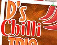 D's Chilli Trio