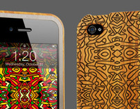 Grove iPhone4 - Bamboo Case