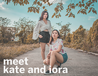 meet kate and iora