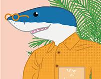 Dr White - Shark Awareness