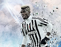 Paul Pogba Illustration