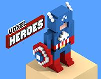 Voxel Heroes
