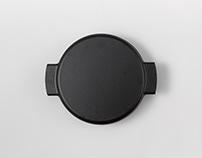 """ovject"" Cast Iron Pan / Product Design"