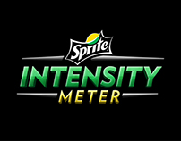 Sprite Dunk Intensity Meter