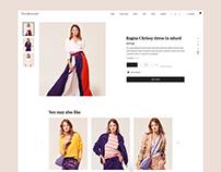 The Minimalt Boutique - Ecommerce Website