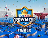 Clash Asia CROWN CUP 2017 Finals
