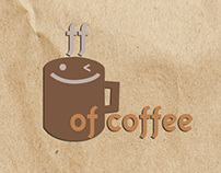 """of coffee"" Branding"