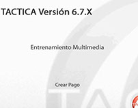 VIDEO TRAINING - TACTICA CRM