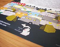 Hoxeyville Music Festival Design & Marketing 2012