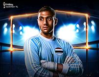 match card Zamalek Vs Wac
