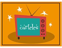 Carteles presentados a concursos 2014