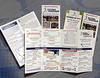 Seasonal Extra Innings Franchisee Brochure Design