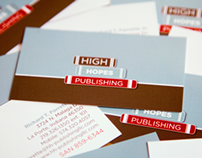 High Hopes Publishing Identity & Website