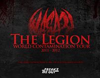 WASA3I | World Contamination Tour