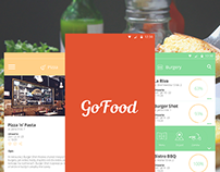 GoFood Mobile App