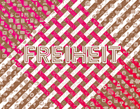 FREEDOM Poster // Helden & Mayglöckchen