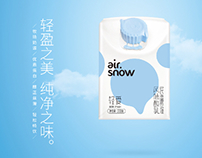 Air Snow Yogurt