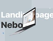 SK Nebo Landing Page