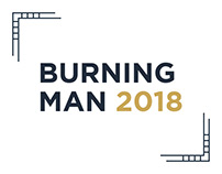 Burning Man | Rebrand identity