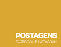 Posts para Facebook e Instagram 2014