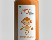 Mojo - Cold pressed juices
