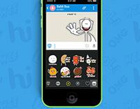 Mishthaan: Messaging Sticker Pack