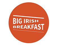 Big Irish Breakfast Logo