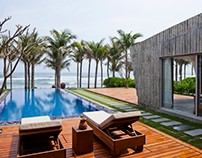 Naman Retreat by VTN Architects