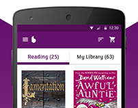 blinkbox Books Google play store images
