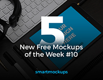 New Mockups of the Week #10