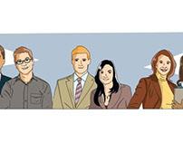 Ilustração Citibank