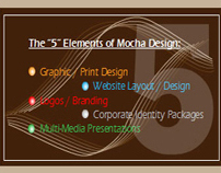 "The ""5 Elements"" of Mocha Design"