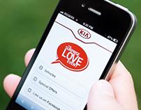 Kia Motors Canada Web App
