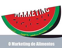 Cartaz - O marketing de Alimentos