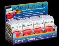 POP Display Davis's Notes Series