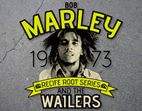 Recife :: Bob Marley and The Wailers