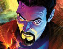 Doctor Strange Covers