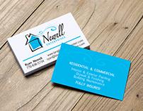 Graphic Design - Newell Enterprises