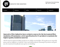 Innovative Fibre Industries Website